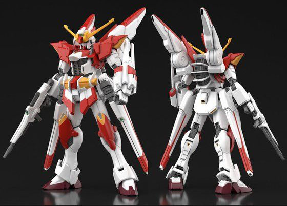 HG Gundam M91 - Click Image to Close