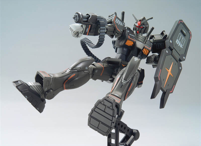 HGUC Gundam FSD (The Origin ver) - Click Image to Close