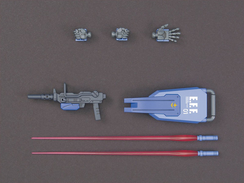 HGUC GM Blue Destiny Unit 1 EXAM - Click Image to Close