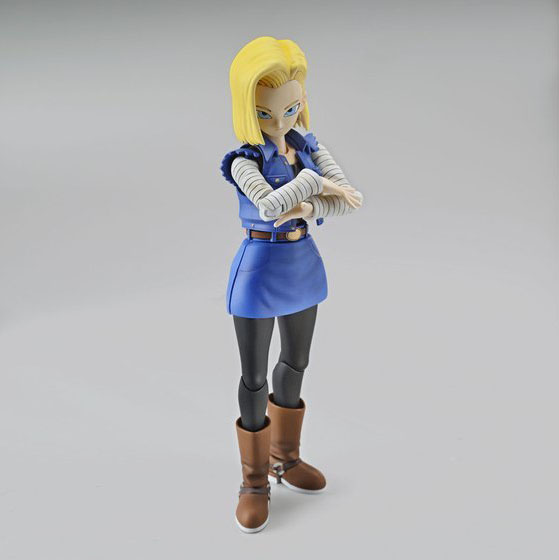 FigureRise Standard Android 18 - Click Image to Close