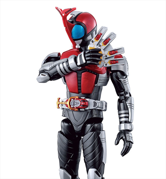 FigureRise Standard Kamen Rider Kabuto - Click Image to Close
