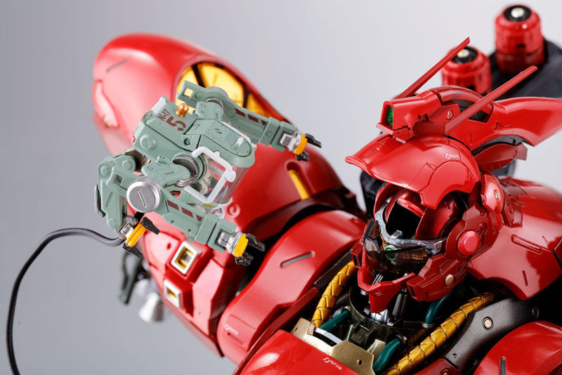 Formania EX Sazabi Bust - Click Image to Close