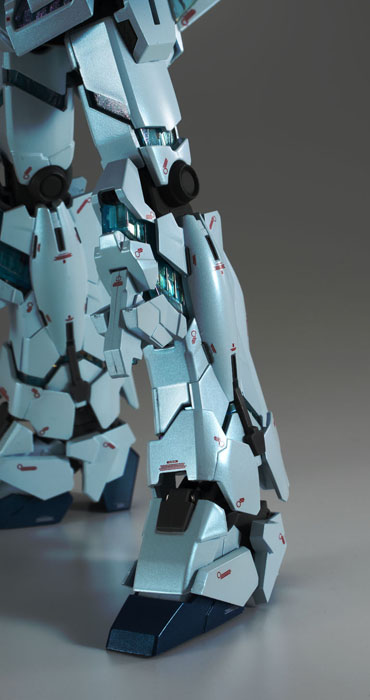 GFF Metal Composite Unicorn Gundam Final Battle ver - Click Image to Close