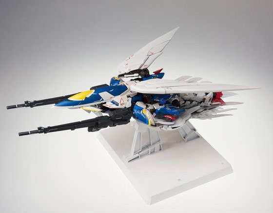 GFF Metal Composite Wing Gundam Zero Custom - Click Image to Close