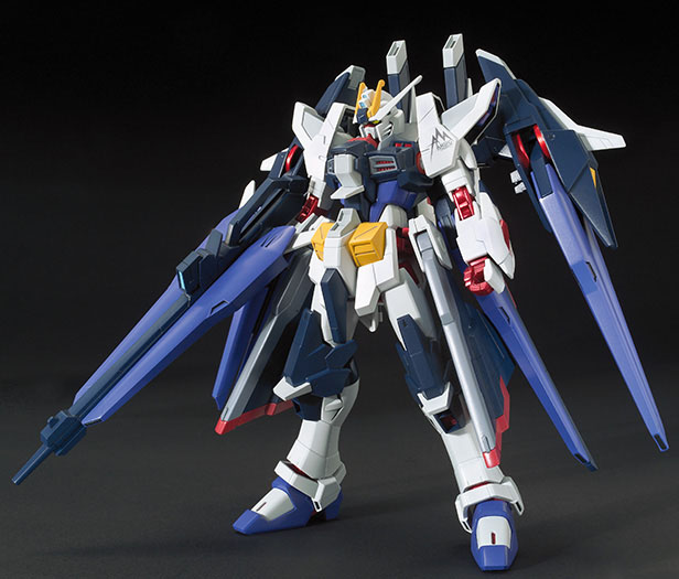 HG Amazing Strike Freedom Gundam - Click Image to Close