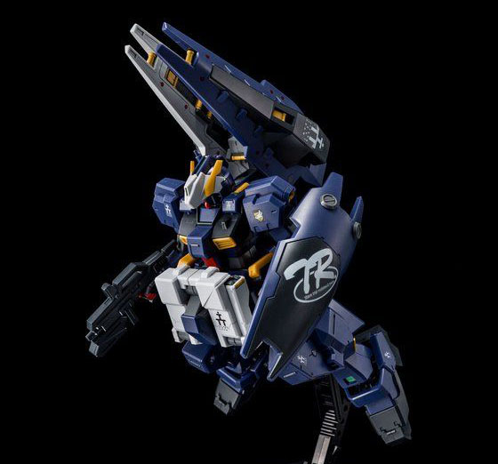 HGUC Gundam TR-1 Advanced Hazel & TR-6 Parts - Click Image to Close