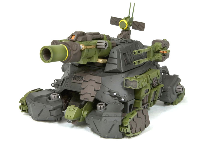 HMM Cannon Tortoise - Click Image to Close