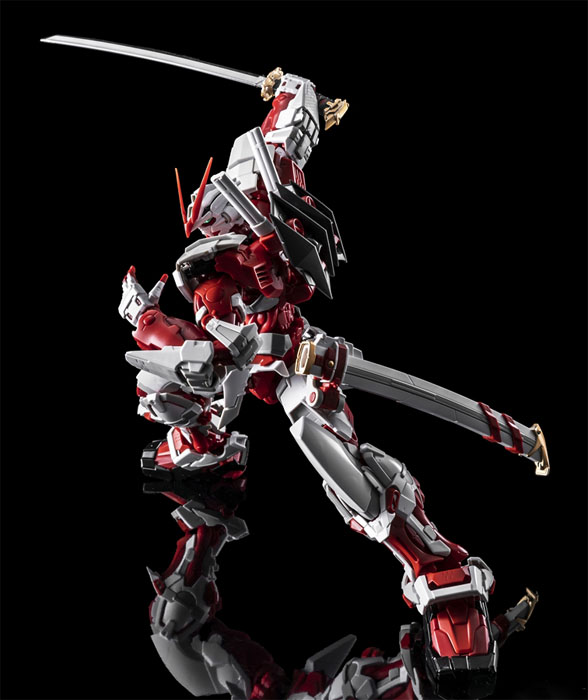 1/100 High Resolution Model Gundam Astray Red Frame - Click Image to Close