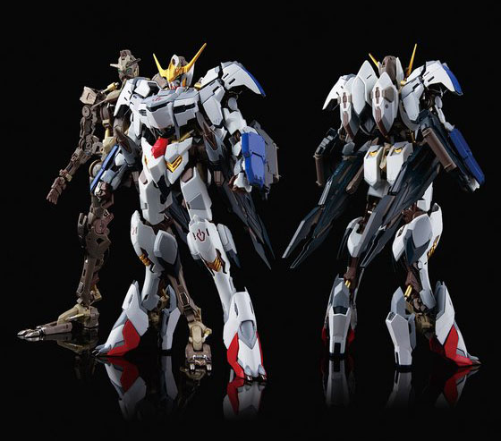 1/100 High Resolution Model Gundam Barbatos 6th Form - Click Image to Close