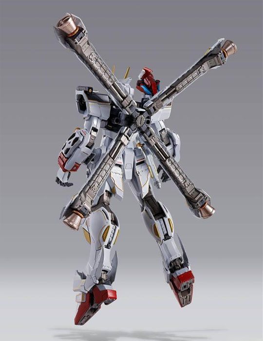 Metal Build Crossbone Gundam X1 - Click Image to Close