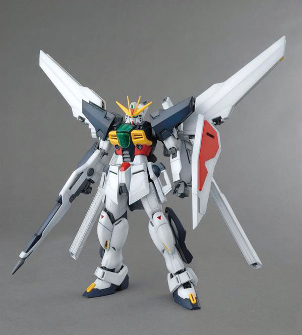 MG Gundam Double X - Click Image to Close