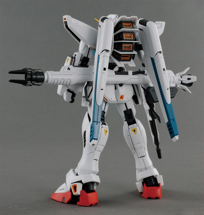 MG Gundam F91 ver 2.0 - Click Image to Close