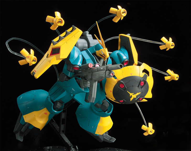 RE/100 Jagd Doga (Gyunei Guss Custom) - Click Image to Close
