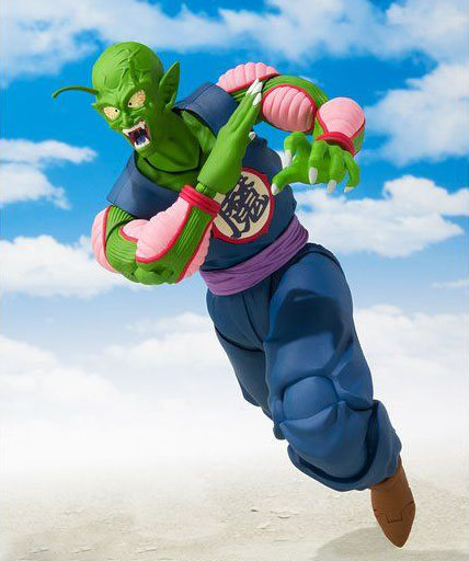 SH Figuarts Dragon Ball: King Piccolo - Click Image to Close
