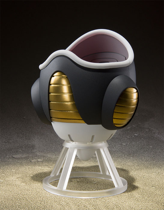 SH Figuarts Dragon Ball: Frieza First Form & Pod (Preorder) - Click Image to Close